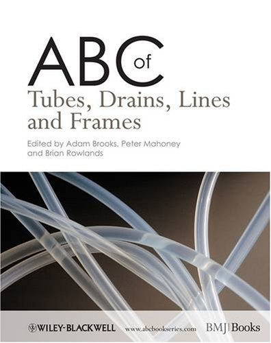 ABC of Tubes, Drains, Lines and Frames 9781405160148