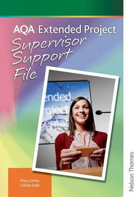 AQA Extended Project Supervisor Support File 9781408504093