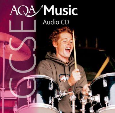 AQA Music GCSE Audio CD 9781408504215