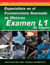 ASE Test Prep Series -- Spanish Version, 2e (L1): Advanced Engine Performance Specialist 6043333