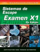 ASE Test Prep Series -- Spanish Version, 2e (X1): Exhaust Systems 6043335