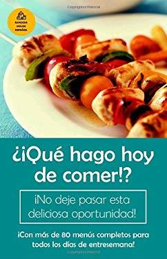 Aaque Hago Hoy de Comer!?