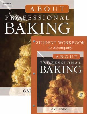 About Professional Baking [With CDROM]