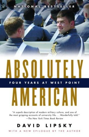 Absolutely American: Four Years at West Point 9781400076932