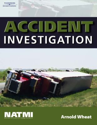 Accident Investigation Training Manual 9781401869397