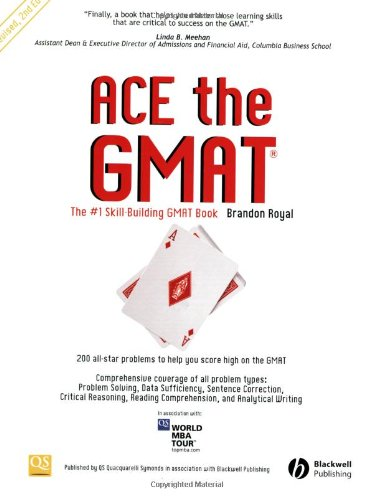 Ace the GMAT 9781405163118