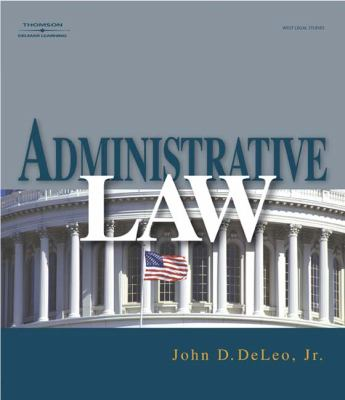 Administrative Law 9781401858773
