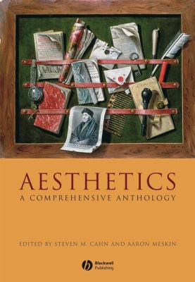 Aesthetics: A Comprehensive Anthology 9781405154345