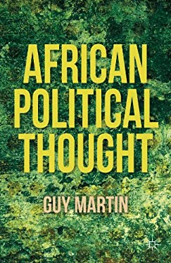 African Political Thought 9781403966346