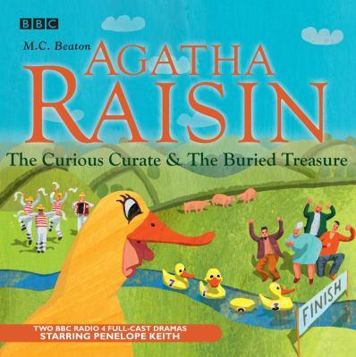 Agatha Raisin: The Curious Curate and the Buried Treasure 9781408406731