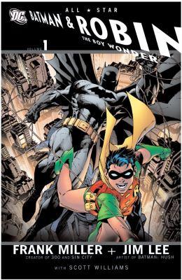 All-Star Batman & Robin, the Boy Wonder, Volume 1 9781401216818