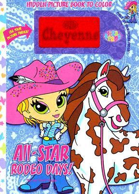 All-Star Rodeo Days! 9781403711519