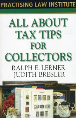 All about Tax Tips for Collectors 9781402410710