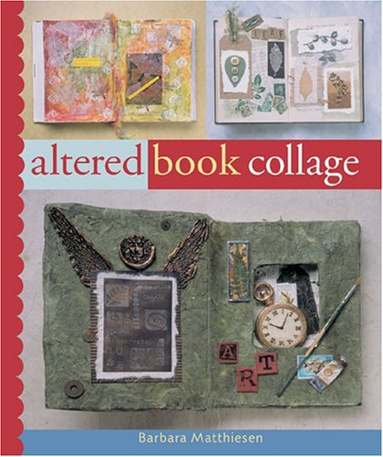 Altered Book Collage 9781402714108