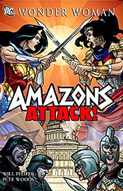 Amazons Attack! 9781401217327
