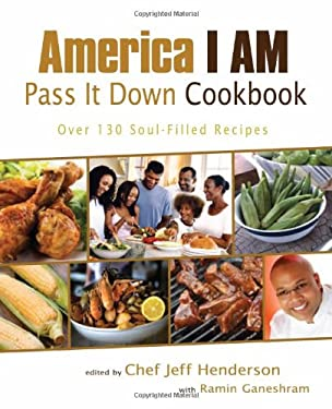 America I Am Pass It Down Cookbook 9781401931353