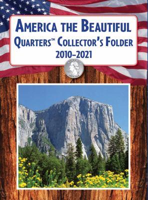 America the Beautiful Quarters Collector's Folder 9781402771583