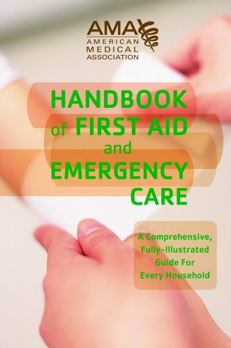 American Medical Association Handbook of First Aid and Emergency Care 9781400007127