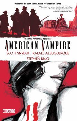 American Vampire, Volume 1 9781401229740