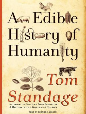 An Edible History of Humanity 9781400163083