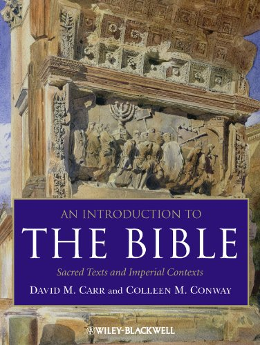 An Introduction to the Bible: Sacred Texts and Imperial Contexts 9781405167376