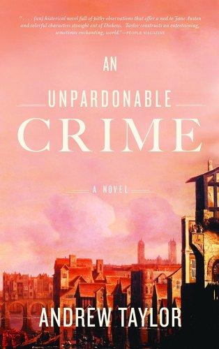 An Unpardonable Crime 9781401329631