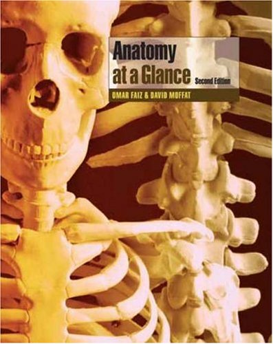 Anatomy at a Glance 9781405133487