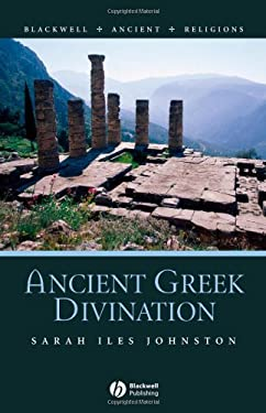 Ancient Greek Divination 9781405115728