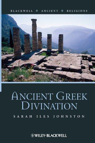 Ancient Greek Divination 9781405115735