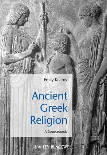 Ancient Greek Religion: A Sourcebook 9781405149280