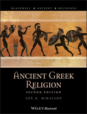 Ancient Greek Religion 9781405181778
