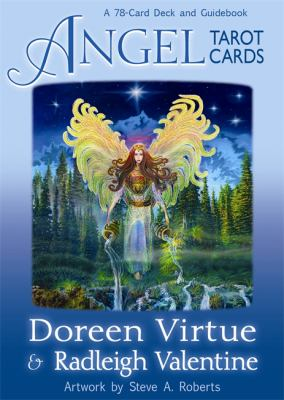 Angel Tarot Cards 9781401937263