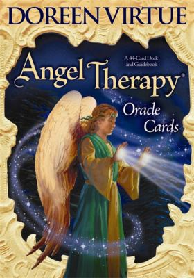 Angel Therapy Oracle Cards: A 44-Card Deck and Guidebook 9781401918330