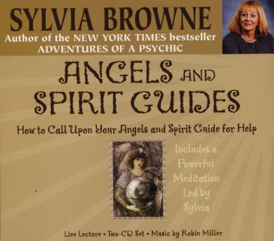 Angels and Spirit Guides 9781401901349