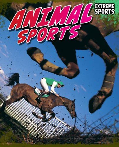 Animal Sports 9781406226911
