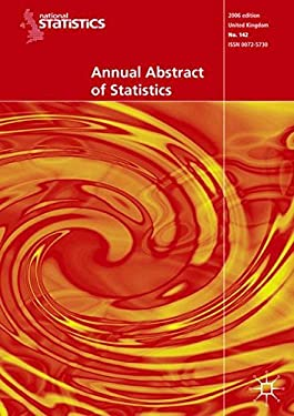 Annual Abstract of Statistics 9781403993823