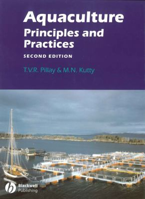 Aquaculture: Principles and Practices 9781405105323