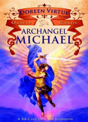 Archangel Michael Oracle Cards: A 44-Card Deck and Guidebook 9781401922733