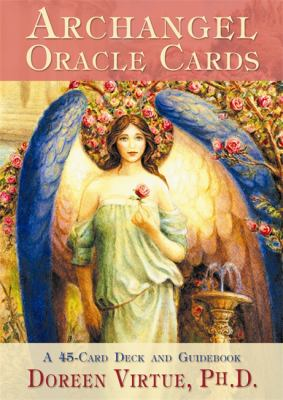 Archangel Oracle Cards 9781401902483