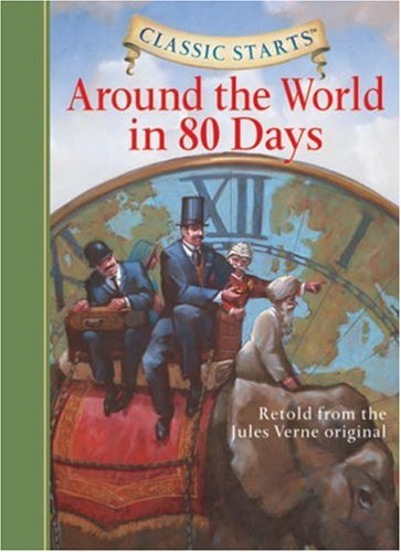 Around the World in 80 Days 9781402736896