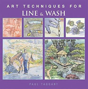 Art Techniques for Line & Wash 9781402702372