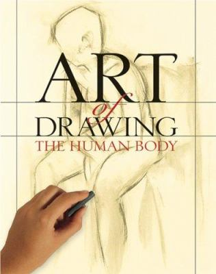 Art of Drawing the Human Body 9781402711480