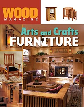Arts and Crafts Furniture 9781402711749