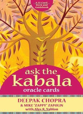 Ask the Kabala Oracle Cards 9781401910396