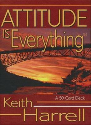 Attitude Is Everything for Success Cards 9781401902025