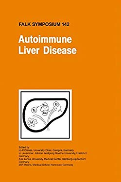 Autoimmune Liver Disease 9781402028946