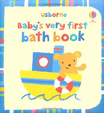Baby's Very First Bath Book 9781409525394