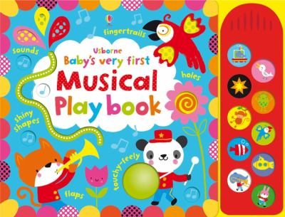 Babys Very First Touchy Feely Music Play