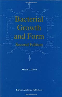 Bacterial Growth and Form 9781402000676