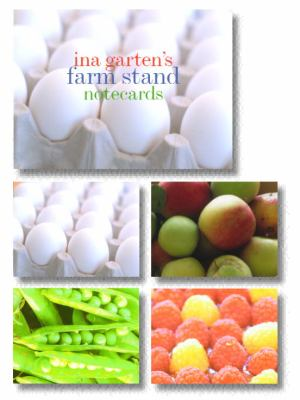 Barefoot Contessa Farm Stand Note Cards in a Two-Piece Box 9781400045839